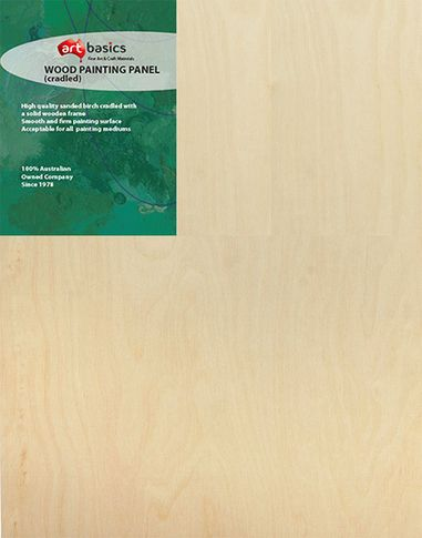 art basics wood painting panels wood panels the art scene